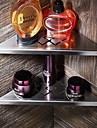 浴室棚 壁式 ステンレス鋼 2pcs - ホテルバス