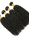 Cheveux Bresiliens Kinky Curly Tissages de cheveux humains Grosses soldes Tissages de cheveux humains