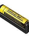 Nitecore F1 Batteriladdare Säkrad krets / Skydd mot omvänd polaritet / Kortslutningsskydd för Li-jon