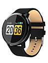 Montre Smart Watch Q8 for iOS / Android Moniteur de Frequence Cardiaque / Calories brulees / Enregistrement de l\'activite Podometre /