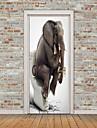 Animale #D Perete Postituri Autocolante perete plane 3D Acțibilduri de Perete Autocolante de Perete Decorative Etichete pentru