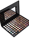 88 colors Combination Eyeshadow Palette / Eye Shadow / Powders Powder Daily Makeup / Smokey Makeup / Matte