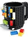 Drinkware Plastice Căni de Cafea Desene Animate 1pcs