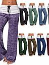 Γυναικεία Παντελόνι για γιόγκα - Μπλε, Βιολετί, Μπορντώ Αθλητισμός Παντελόνια Γιόγκα, Φυσική Κάτάσταση, Γυμναστήριο Ελαφριά, Γρήγορο