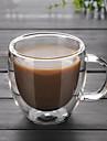 Drinkware Sticlă de bor înalt Căni de Cafea cadou prietena cadou iubit 1pcs