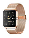 Heren Voor Stel Vrijetijdshorloge Modieus horloge Gouden Horloge Digitaal Zwart / Zilver / Goud Waterbestendig Bluetooth Chronograaf Digitaal Luxe Modieus - Goud Zwart Zilver / Stopwatch