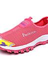 Pentru femei Pantofi PU Primăvară / Toamnă Adidași de Atletism Drumeții Toc Drept Albastru Închis / Mov / Roșu trandafiriu