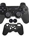 Wireless Game Controller Kituri Pentru Sony PS3 . Bluetooth Portabil Game Controller Kituri Silicon 1 pcs unitate