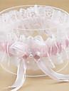 Polyester Moderní / Svatba Svatební ošacení S Akryl / Mašle / Umělé perly Podvazky Svatební / Párty a večerní akce