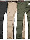 Férfi Planinarske hlače Külső Gyors szárítás, Lélegzési képesség, SPF35 Nadrágok / Átalakítható nadrág Túrázás / Szabadtéri gyakorlat / Multisport / Nyúlós