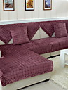 Sofa Cushion Solid Colored Yarn Dyed Polyester Slipcovers