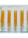 100pcs التي نصائح الوشم 100 × طرف المتاح البلاستيك استعمال مرة واحدة / الأمان / سهل التركيب