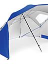 Naturehike Campingvorzelt Aussen UV-bestaendig SPF35 Eine Schicht Camping Zelt 1500-2000 mm fuer Strand Camping / Wandern / Erkundungen Oxford Tuch 240*240*200 cm