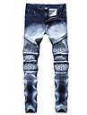 Bărbați Activ / De Bază Blugi Pantaloni Geometric