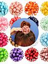 """Gummibaender & Krawatten Haarschmuck Ripsband Peruecken Accessoires Maedchen 20pcs Stueck 2 3/4"""" (7 cm) cm Freizeitskleidung Kopfbedeckungen bezaubernd"""