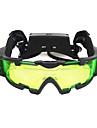 X Night Vision Goggles Lentile Rezistent la apă Ajustabil Aburire Camping & Drumeții Vedere nocturnă Plastic MetalPistol