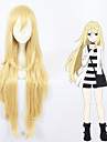 Angels of Death Rachel Gardner Ray All 40 inch Heat Resistant Fiber Blonde Anime Cosplay Wigs