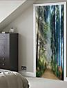 Decoratieve Muurstickers - 3D Muurstickers Stilleven / 3D Slaapkamer / Voor Binnen