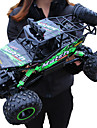 RC Car Giantfoot Monster Truck Crawlers 4WD 4 Canal 2.4G Buggy (Off-road) / Rock alpinism auto / 4WD 1:12 9 km/h / Dirt / șoc Dovada apă / Simulare / Interacțiunea părinte-copil
