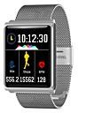 KING-WEAR® N98 Άντρες Έξυπνο βραχιόλι Android iOS Bluetooth Αθλητικά Αδιάβροχη Συσκευή Παρακολούθησης Καρδιακού Παλμού Μέτρησης Πίεσης Αίματος Οθόνη Αφής / Παρακολούθηση Δραστηριότητας / Ξυπνητήρι