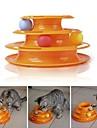 Interactief Speelgoed Tags Huisdiervriendelijk Draagbaar Meerlaags Muovi Voor Katten