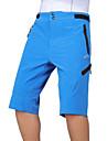 Arsuxeo Men\'s Cycling MTB Shorts Bike Baggy Shorts MTB Shorts Bottoms Breathable Quick Dry Anatomic Design Sports Polyester Spandex Army Green / Blue / Dark Gray Mountain Bike MTB Road Bike Cycling