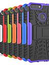 Capinha Para Huawei P20 Pro / P20 lite Antichoque / Com Suporte Capa traseira Azulejo / Armadura Rigida PC para Huawei P20 / Huawei P20 Pro / Huawei P20 lite / P10 Plus / P10 Lite / P10