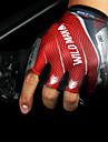 Szabadidős/Sport kesztyűk Kerékpáros kesztyűk Hegyi biciklizés Fényvisszaverő Csúszásgátló Anti-Shake Ujj néküli Mikroszálas Kerékpározás / Kerékpár Uniszex