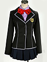 Inspirado por Guilty Crown Cosplay Anime Disfraces de cosplay Trajes Cosplay / Uniformes Escolares Britanico / Contemporaneo Panuelo / Chaqueta / Blusa Para Hombre / Mujer