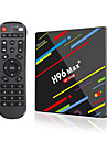 PULIERDE H96MAX+ PLUS TV Box Android 8.1 TV Box RK3328 4GB RAM 64GB ROM Miez cvadruplu Model nou
