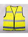 îmbrăcăminte de siguranță pentru siguranța la locul de muncă furnizează un semnal de urgență pentru grătar cu mai multe veste reflectorizante