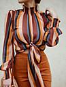 Γυναικεία Μπλούζα Βασικό Ριγέ Ζιβάγκο Patchwork