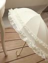 우산 테릴렌 레이스 결혼식