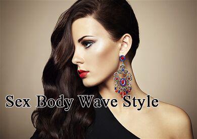 brazilian body wave maagd hair