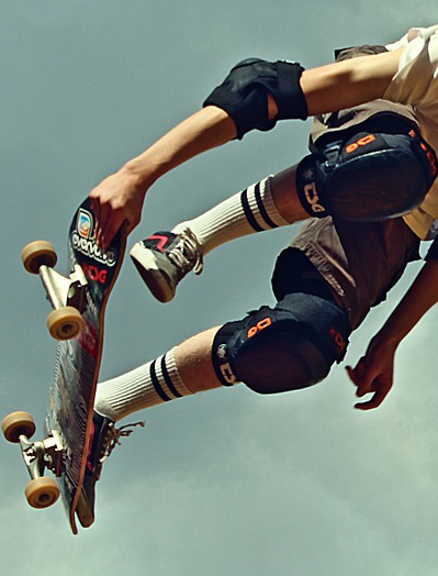 Trottinettes, Skateboards & ...