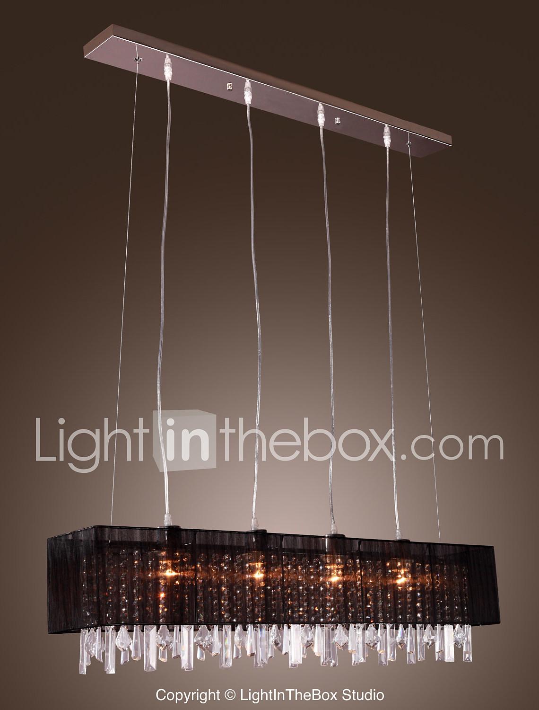 Pendant Light Ambient Light Crystal